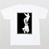 石ノ森章太郎生誕80周年記念デザインTシャツ(063)【くノ一捕物帖 恋縄緋鳥】