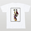 石ノ森章太郎生誕80周年記念デザインTシャツ(070)【番長惑星】