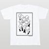 石ノ森章太郎生誕80周年記念デザインTシャツ(071)【ギルガメッシュ】