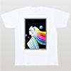 石ノ森章太郎生誕80周年記念デザインTシャツ(073)【ザ・スターボウ】
