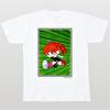 石ノ森章太郎生誕80周年記念デザインTシャツ(078)【アニマル学園チョメちゃん】