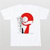 石ノ森章太郎生誕80周年記念デザインTシャツ(094)【石森プロクリエイター (D)】