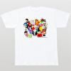 石ノ森章太郎生誕80周年記念デザインTシャツ(100)【80周年キービジュアル】