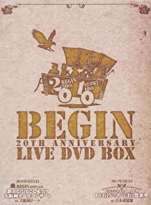 BEGIN20周年記念 ライブDVD BOX