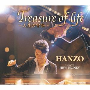 Treasure of life~人生の宝物~ c/w HEY! HONEY