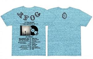 【通常盤セット】アルバム「2020」+RePRINT Tシャツセット(ブルー)