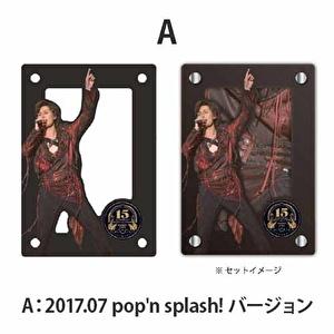 『K.K ベストセラーズⅡ』初回限定盤+アクリル衣装スタンドA(2017.07 pop'n splash! バージョン)