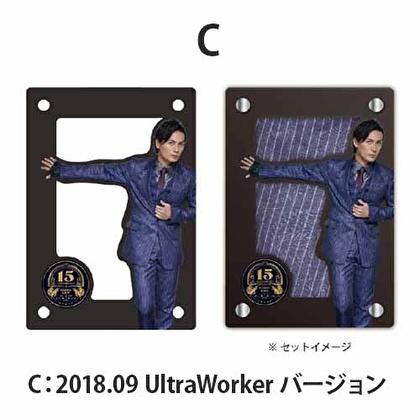 『K.K ベストセラーズⅡ』初回限定盤+アクリル衣装スタンドC(2018.09 UltraWorker バージョン)