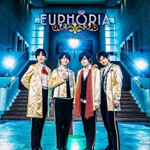 【EUPHORIA】<オフショットチェキ対象>1stAL「EUPHORIA」通常盤
