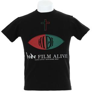 FILM ALIVE!! 2013 Tシャツ | ブラック