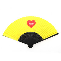 Yellow Heart 扇子 | 3
