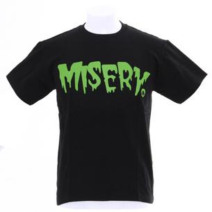 MISERY Tシャツ