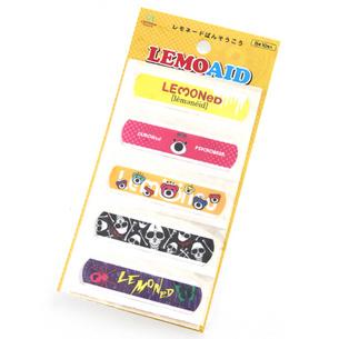 絆創膏セット レモネード  【10枚入り】 | -