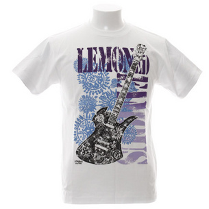 LEMONed FAMOUS Tシャツ | ホワイト