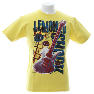LEMONed SHOCK Tシャツ