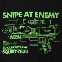 SNIPE AT ENEMY  Tシャツ | 3