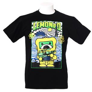 Space Commander P.B【TOKYO ver.】Tシャツ | ブラック