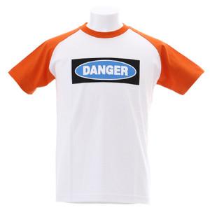 DANGER Tシャツ