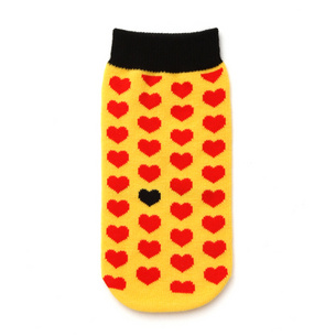 Yellow Heart サーモボトルカバー(200ml)
