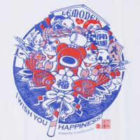 7分袖Tシャツ/Lucky charms for KUMADE | 3