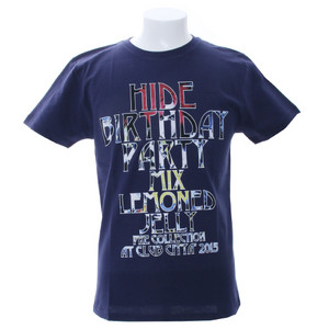 【hide Birthday Party 2015】Tシャツ1