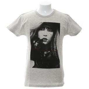 【X JAPAN ツアーグッズ】hide Tシャツ1 | ナチュラル
