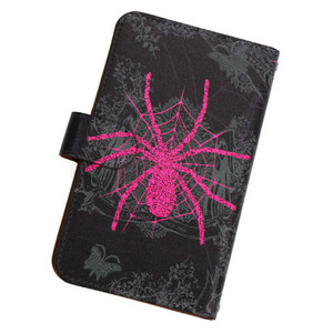 iphone6手帳型カバー / Spider