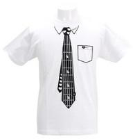 Tシャツ/Fake Necktie   1