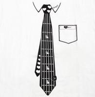 Tシャツ/Fake Necktie   3