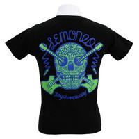 Tシャツ/LEMONed MEX SKULL | 2