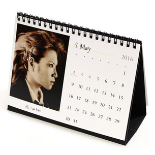 【hide Memorial Day 2016】卓上カレンダー