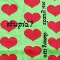Green Heart バスタオル | 2
