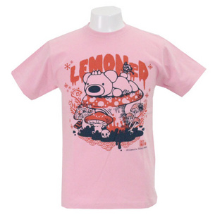 Tシャツ/もさっとP.B  | ライトピンク