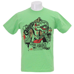 Tシャツ/JUNK LEMONed | ライムグリーン