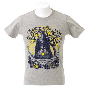 Tシャツ/La maravillosa gente misteriosa | グレー