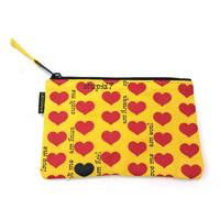 Yellow Heart ファスナーケース | 1