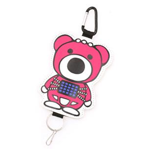 キーケース/P.B. | ピンク