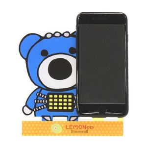スマートフォンスタンド/PSYCHO BEAR