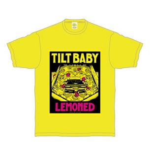 TILT BABY Tシャツ | イエロー