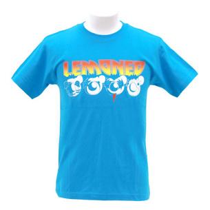 Tシャツ/K.F.P | ターコイズ
