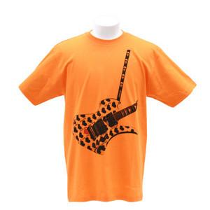 Tシャツ/Fake Guitar