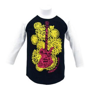 7分袖Tシャツ/Paisley Player