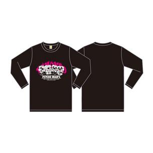 ロングTシャツ/K.F.PSYCHO BEAR'S