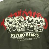 MA-1/K.F.PSYCHO BEAR'S | 6
