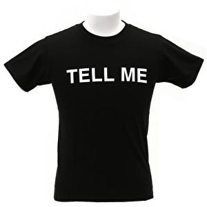 Tシャツ/TELL ME