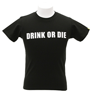 Tシャツ/DRINK OR DIE