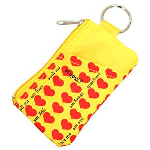 ミニポーチ/Yellow Heart