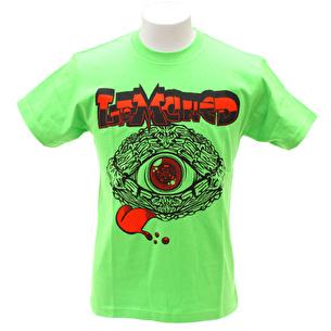 Tシャツ/EYE | ライム