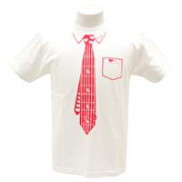 Tシャツ/Fake Necktie | 1