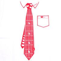 Tシャツ/Fake Necktie | 3